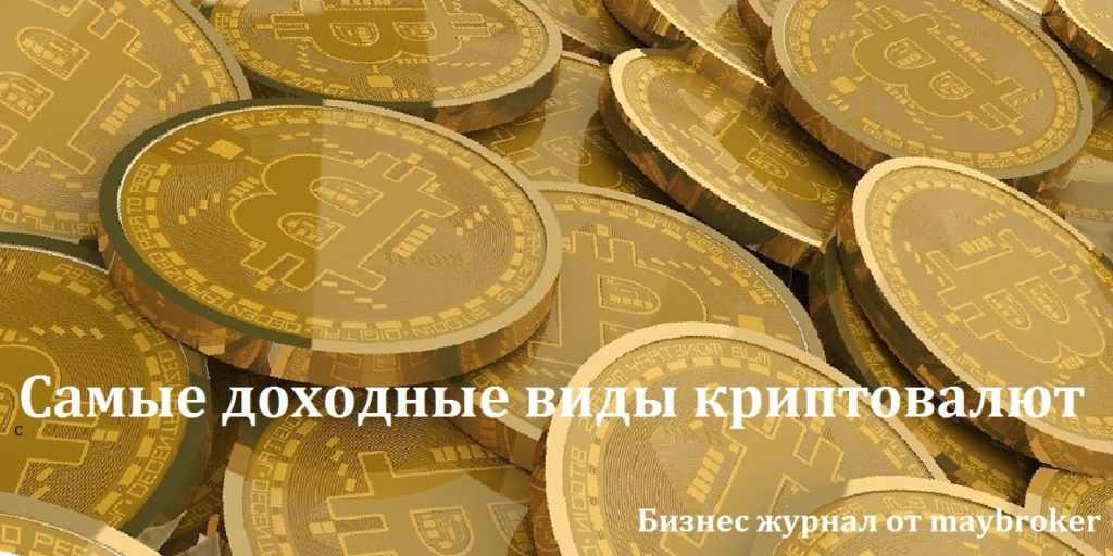 Самая доходная криптовалюта