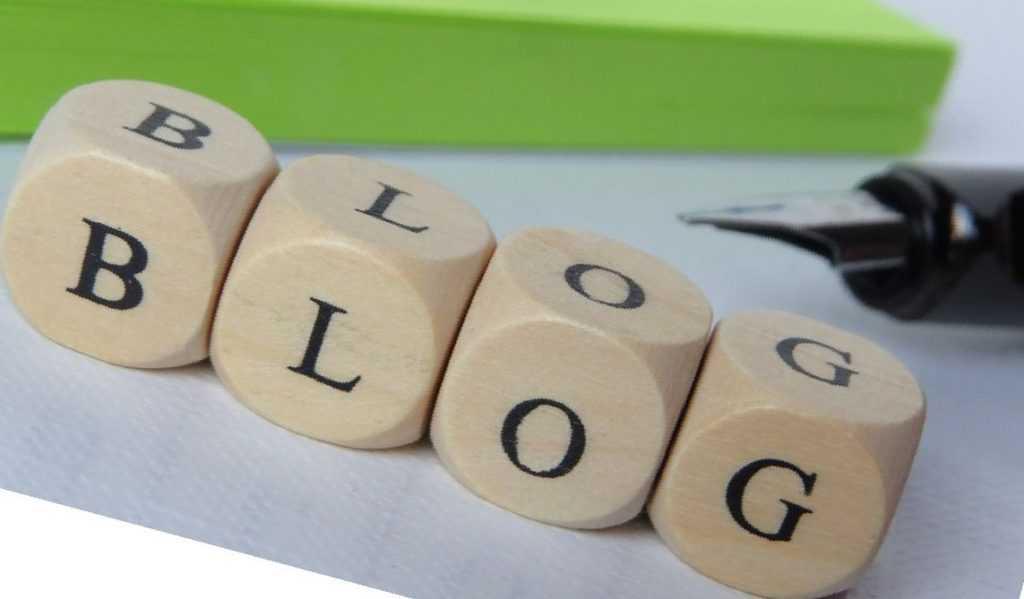 Заработок в интернете на ведении блога