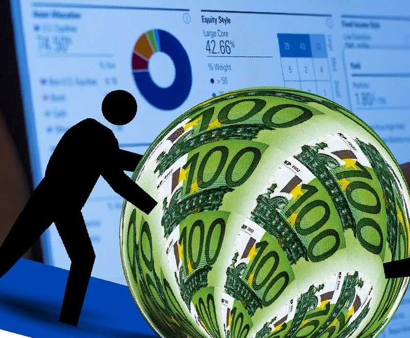 Торговля на Forex и на фондовой бирже