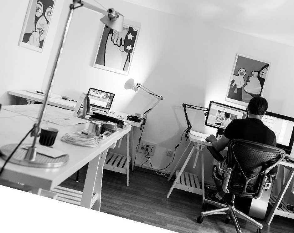 Работа дизайнером как способ заработка