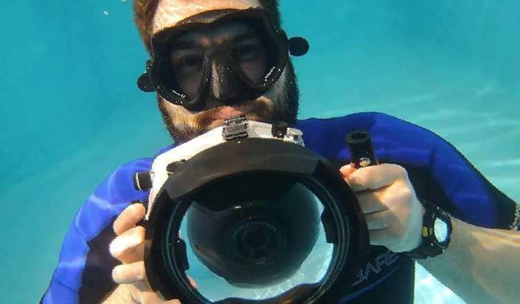 Открыть подводную фотостудию. Этапы подготовки к съемочному процесс